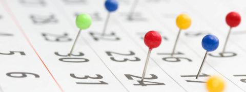Ponti e vacanze 2019: Pasqua, 25 aprile e 1 maggio. Ecco il calendario