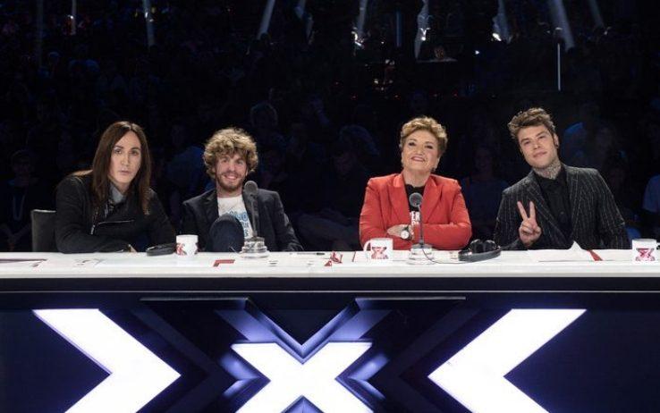 Anastasio vince X Factor, il video di Sarri: