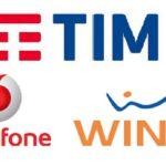 Tim, Wind, Vodafone e Tre: offerte Natale 2018 in ricaricabile