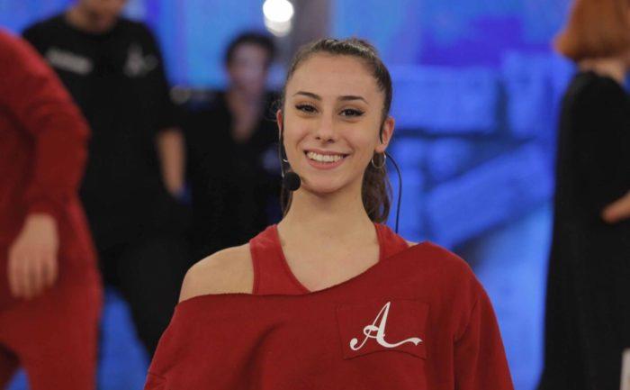 Anna Maria Ciccarelli ad Amici 2019 biografia ed età. Chi è la ballerina