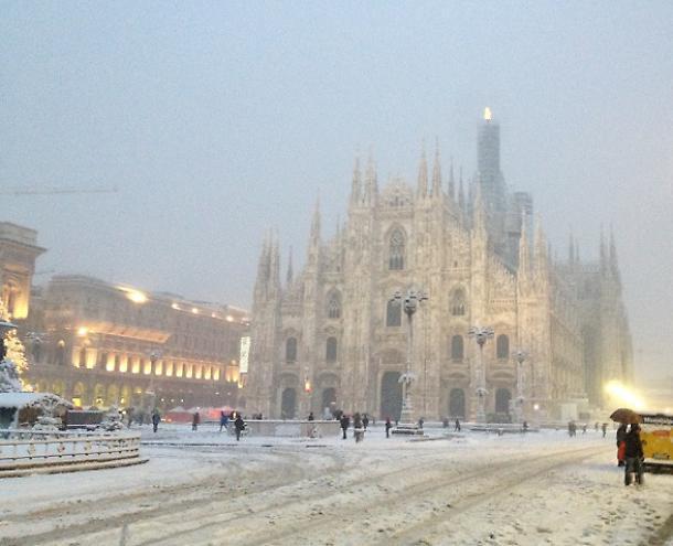 Big Snow 2019 in arrivo dove e quando nevica in Italia. Le città
