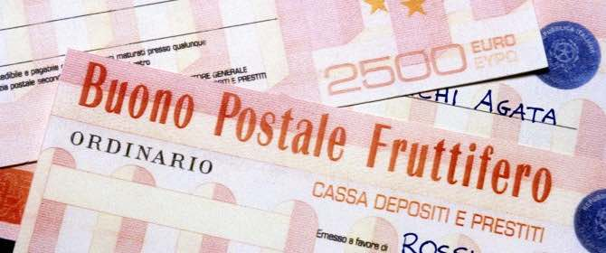 Buoni fruttiferi di Poste Italiane: rimborso serie O, P, Q e interessi spettanti