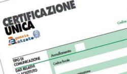 CU 2019 NoiPa: data certificazione unica online, ecco quando