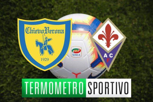 Chiesa trascina la Fiorentina, Chievo ko 3-4
