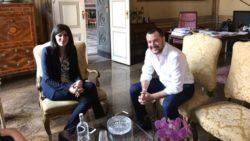 Decreto sicurezza: Chiara Appendino contro i sindaci disobbe