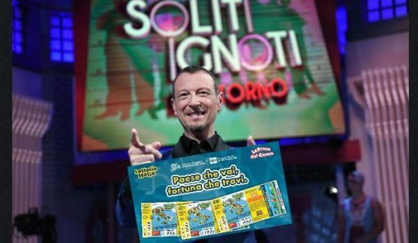 Soliti Ignoti, Lotteria Italia 2019 verifica vincite e biglietti vincenti