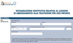 Canone Rai 2019 |  domanda esenzione o rinnovo online  Come non pagare