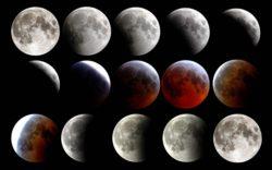Eclissi totale di luna gennaio 2019 in Italia: ora esatta per vederla