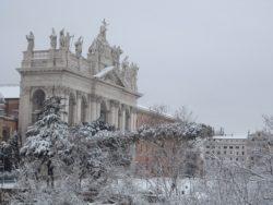 Neve a Roma 2019 |  quando arriva |  previsioni e temperature