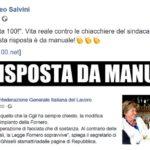 """Pensioni ultime notizie: Quota 100, Salvini attacca """"Cgil non di sinistra"""""""