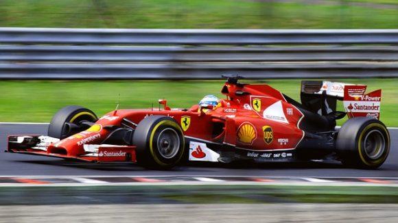 Presentazione Ferrari F1 2019