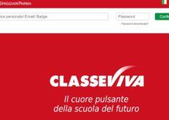 Registro elettronico classeviva spaggiari: studenti e docenti, manuale in pdf
