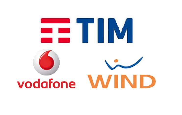 Tim wind e vodafone offerte mobile in ricaricabile a for Offerte mobile