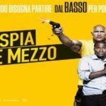 Una spia e mezzo: trama e cast del film in tv su Italia 1