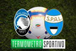Atalanta-SPAL    diretta streaming e tv    dove vederla   Serie A