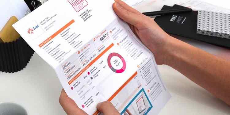 Bolletta Enel luce e gas: modulo prescrizione in pdf, come non pagare