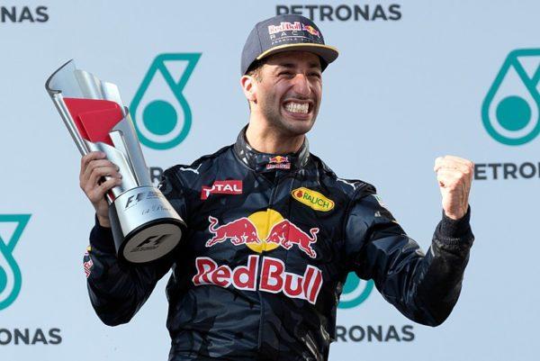 Daniel Ricciardo fidanzata, Instagram e carriera. Chi è il pilota Renault