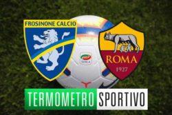 Diretta Frosinone Roma: streaming, tv, quote e pronostico –