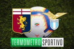 Genoa Lazio 0 1: diretta streaming, tv e cronaca in tempo re