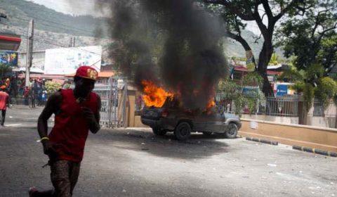 Haiti: proteste contro il governo, richieste le dimissioni di Moïse