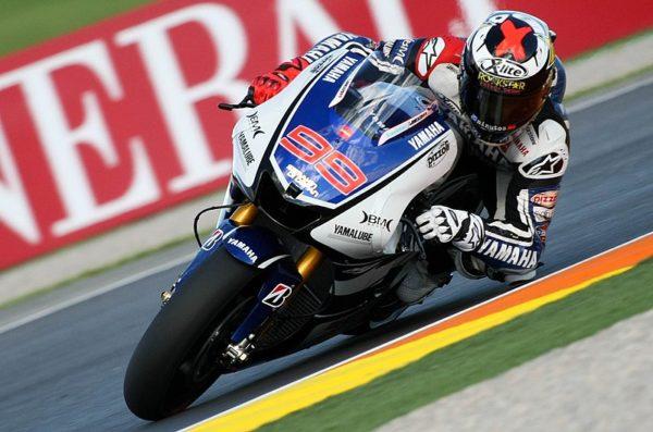 Jorge Lorenzo Honda carriera, vittorie e podi del pilota