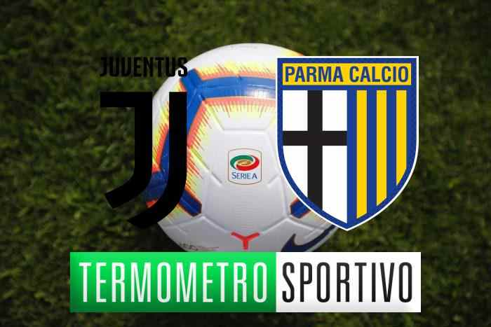 Juventus-Parma in streaming e in TV