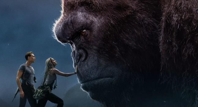 Kong: Skull Island: trama e cast del film in prima tv Canale 5
