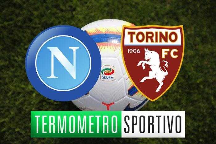 Napoli-Torino diretta streaming, tv e cronaca in tempo reale