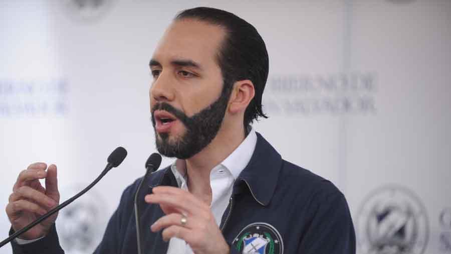 El Salvador, Bukele eletto presidente