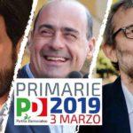 Primarie Pd 2019: candidati e programma politico. Il confronto
