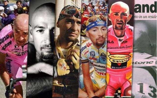 Gli omaggi a Marco Pantani a 15 anni dalla scomparsa