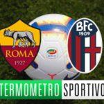 Roma-Bologna dove vederla in diretta streaming o in tv