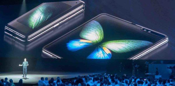 Samsung Fold pieghevole: prezzo e scheda tecnica. Le caratteristiche