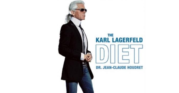 Dieta Karl Dieta Karl Lagerfeld per perdere 40 kg in 13 mesi, come funziona