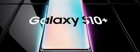 Samsung S10 Plus e Lite