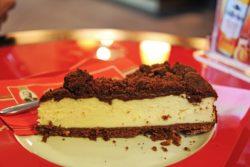 Cheesecake con philadelphia e Nutella |  ricetta e calorie