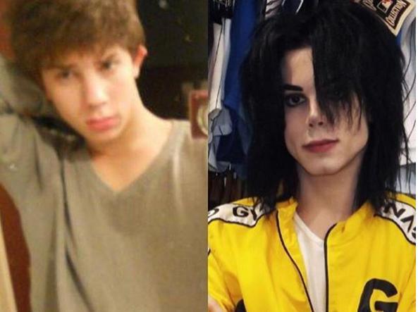 Chi è Leo Blanco il sosia di Michael Jackson età, Instagram e vita privata