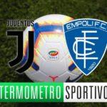 Dove vedere Juventus-Empoli in diretta streaming o tv
