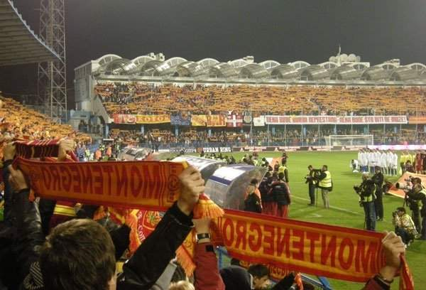 Dove vedere Montenegro-Inghilterra in diretta streaming o in tv