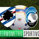 Dove vedere Sampdoria-Atalanta in diretta streaming o tv