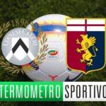 Dove vedere Udinese-Genoa in diretta streaming o tv