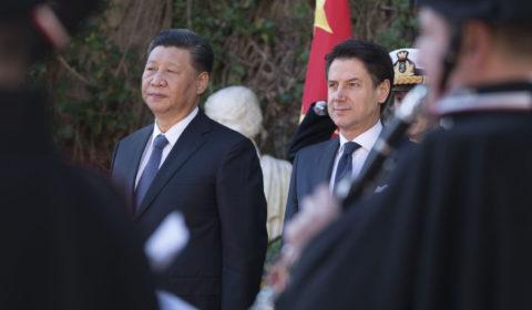 Memorandum Italia-Cina
