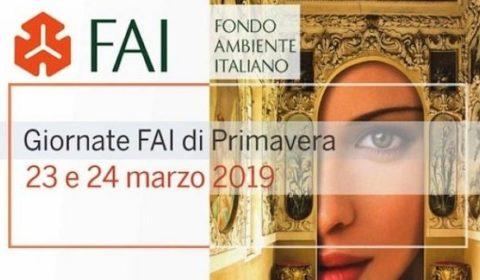 Giornate FAI di primavera 2019 date e luoghi aperti in Italia. Cosa vedere