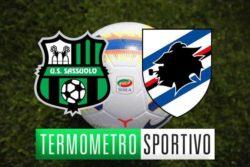 Sassuolo-Sampdoria |  pronostico |  quote e probabili formazioni