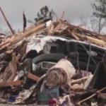 Tornado Alabama 2019: morti e feriti, le immagini della tromba d'aria