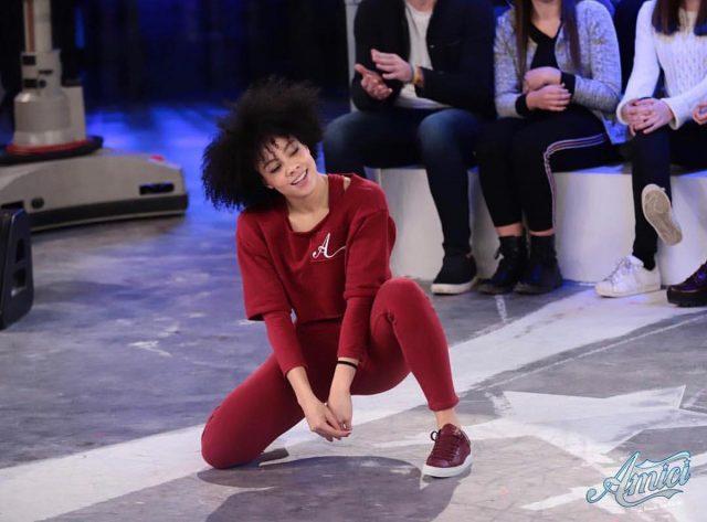 Valentina Vernia ad Amici 2019 chi è la ballerina, età e vita privata