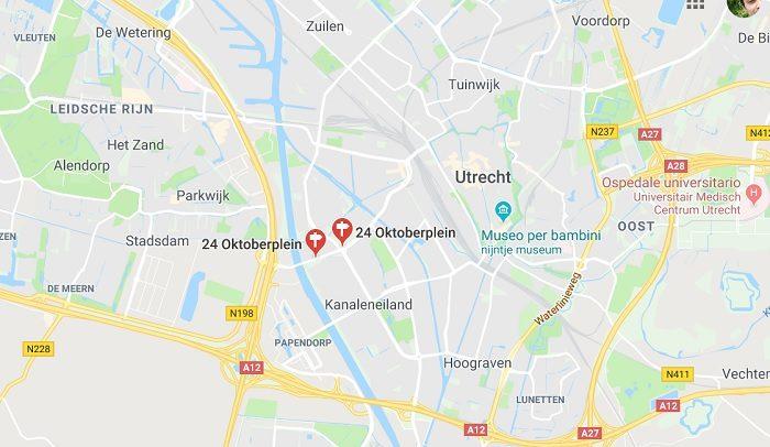 Attentato Utrecht oggi