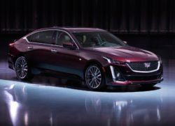 Cadillac CT5 2019: prezzo, interni e anticipazioni nuova ver
