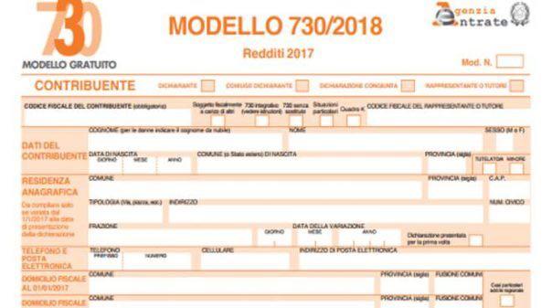 Credenziali Inps o Agenzia delle Entrate e Pin per 730 precompilato 2019