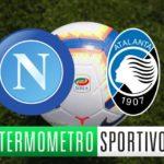 Diretta Napoli-Atalanta: streaming, tv, formazioni e risultato - LIVE